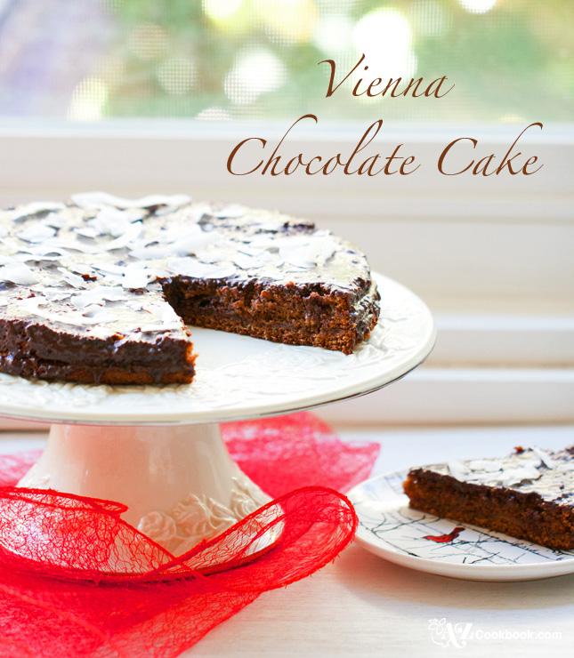 Vienna Chocolate Cake