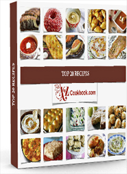 AZCookbook.com top 20 recipes | AZ Cookbook