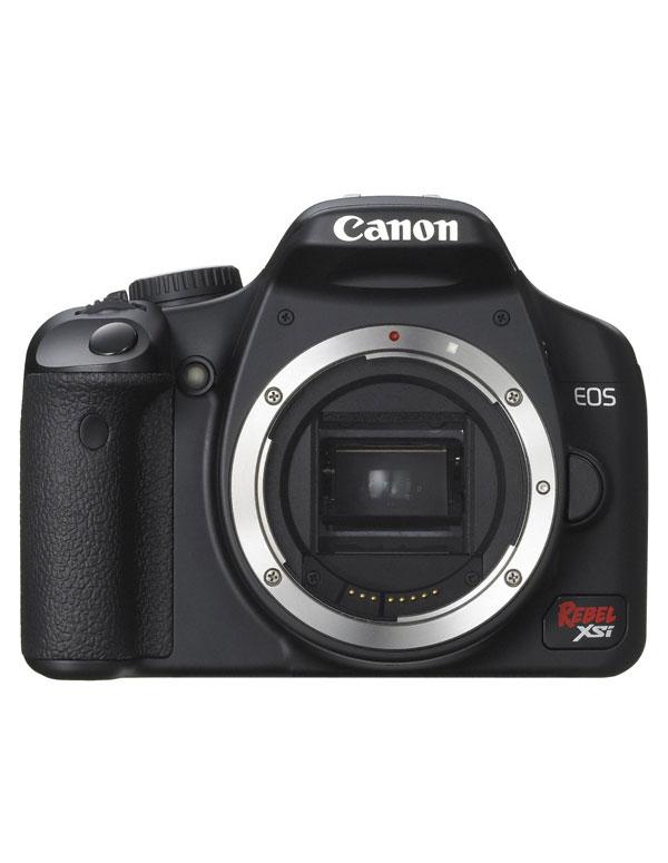 Canon Digital Rebel XSi Camera | AZ Cookbook