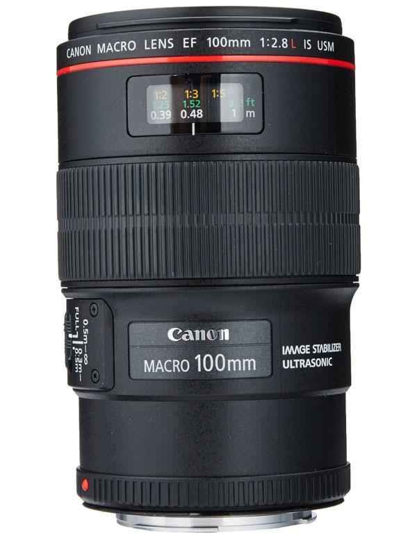 Canon EF 100mm Macro Lens | AZ Cookbook