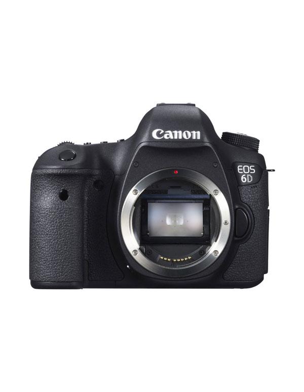 Canon EOS 6D Camera | AZ Cookbook