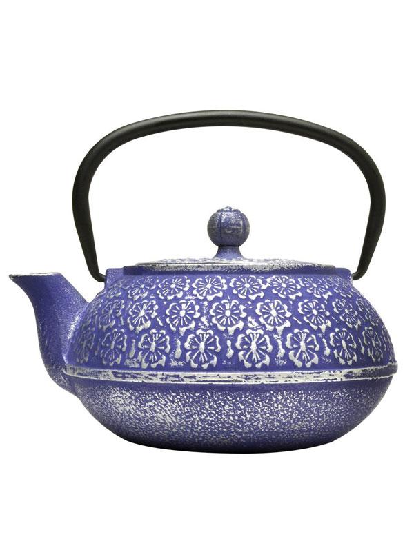 Cast Iron Teapot | AZ Cookbook