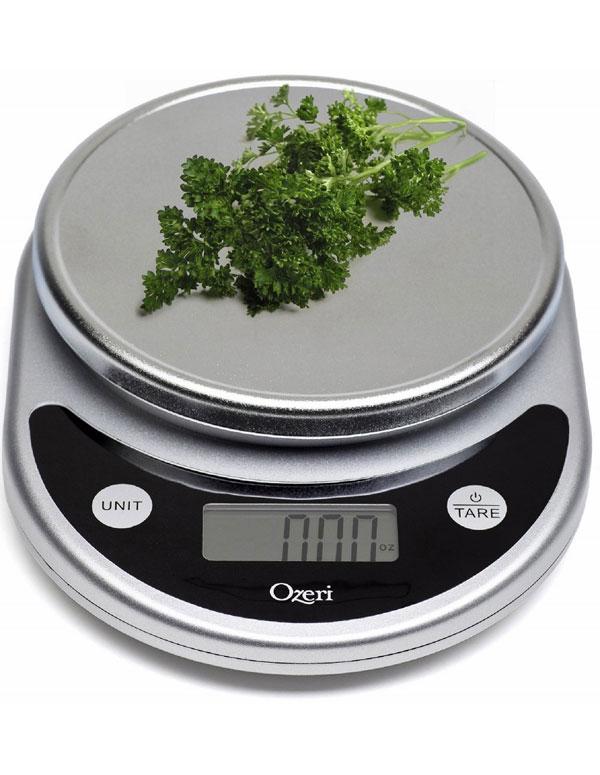 Food Scale | AZ Cookbook