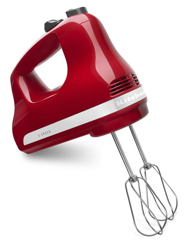 KitchenAid Hand Mixer | AZ Cookbook