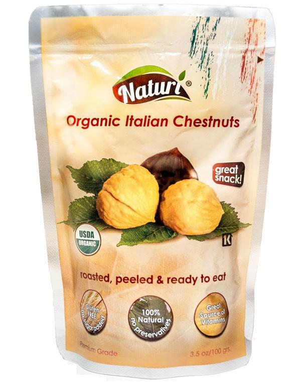 Peeled Chestnuts | AZ Cookbook