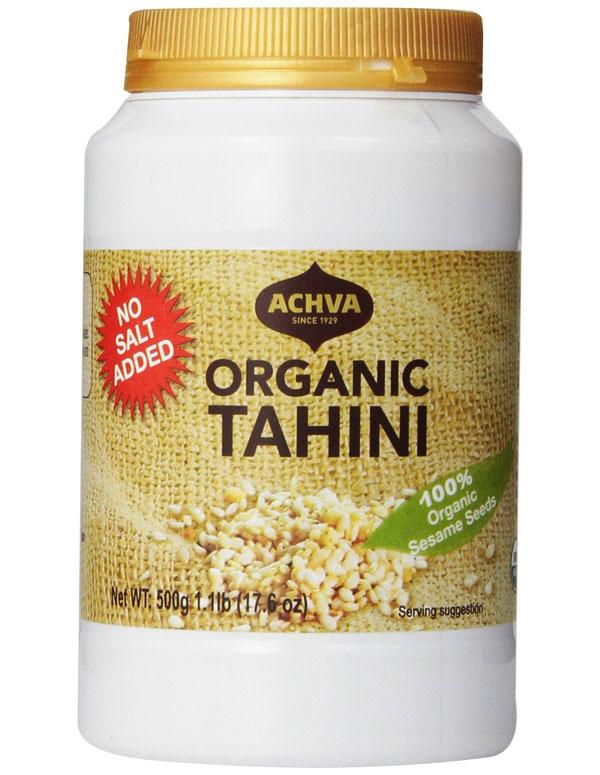 Organic Tahini | AZ Cookbook
