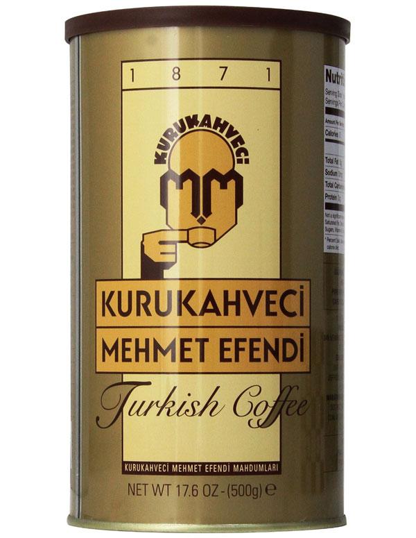 Turkish Coffee | AZ Cookbook