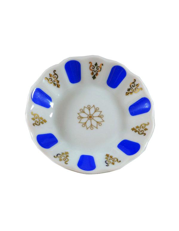 Turkish Tea Glass Saucers | AZ Cookbook