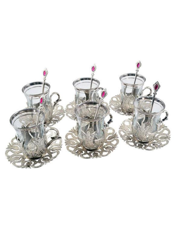 Turkish Tea Set | AZ Cookbook