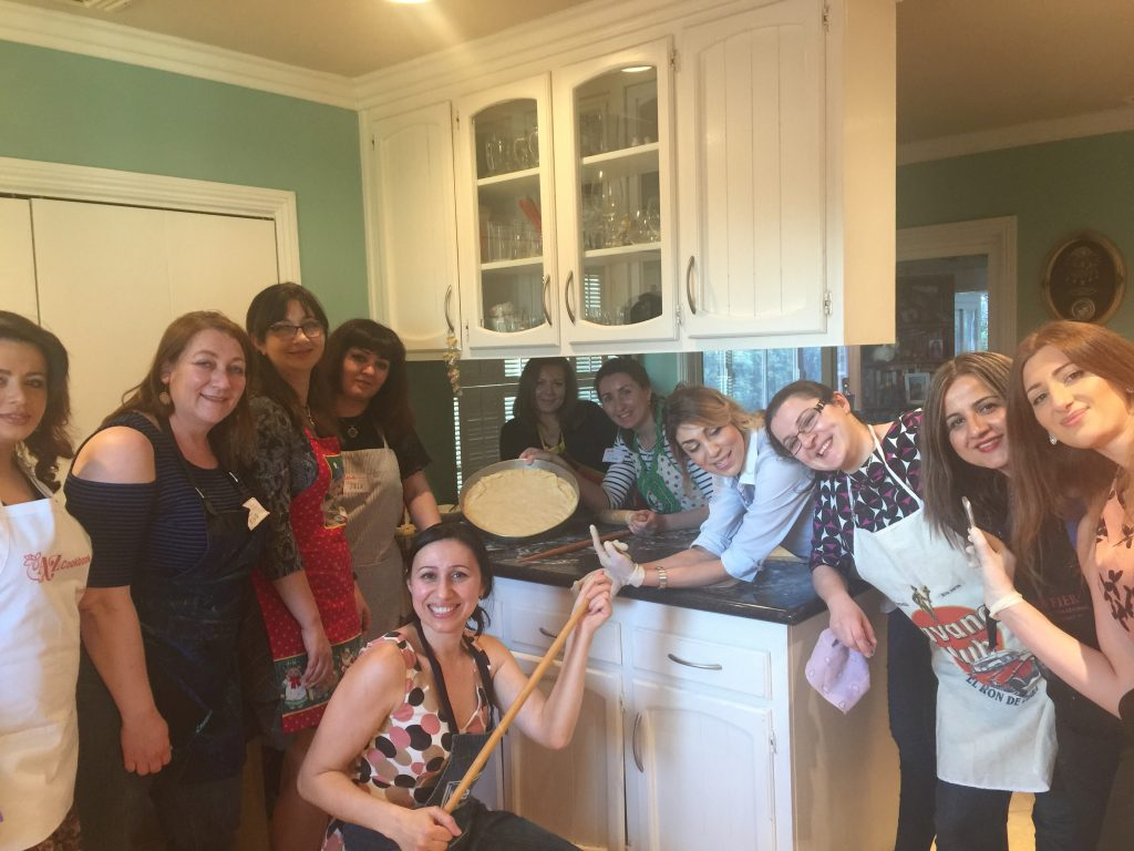 Cooking Classes with Feride | AZ Cookbook