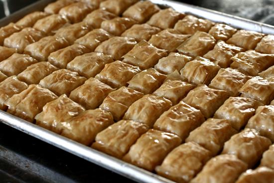 Turkish Baklava | AZ Cookbook