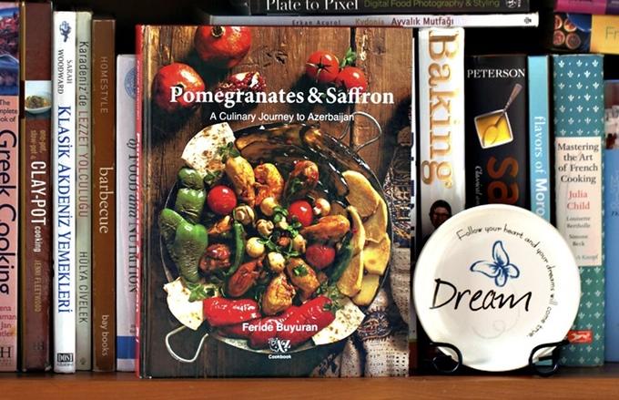 Pomegranates & Saffron: A Culinary Journey to Azerbaijan