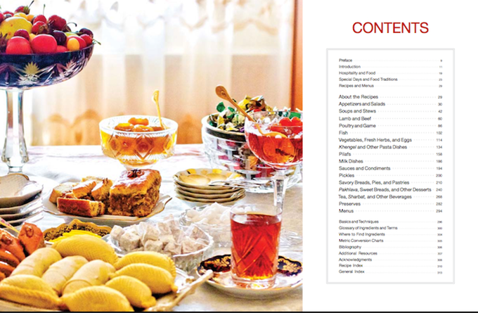 Azerbaijani Cookbook