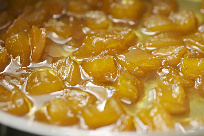 Butternut Squash or Pumpkin Preserves