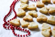 Goat Cheese and Chive Cookies   AZ Cookbook