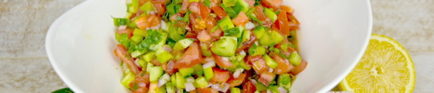 Turkish Shepherd's Salad (Video)